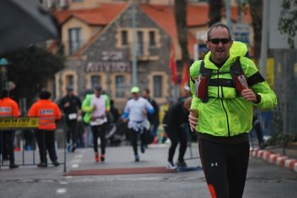 מרתון טבריה 2015